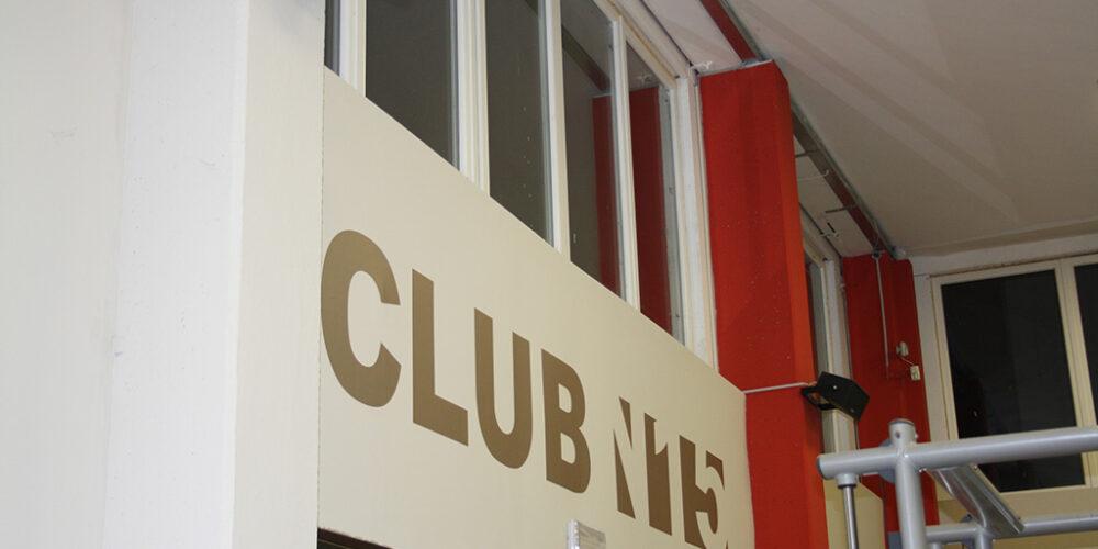 CLUB N15 lanaudio sound