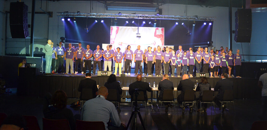 EnerCup Sport Show 2013 LAN AUDIO SOUND