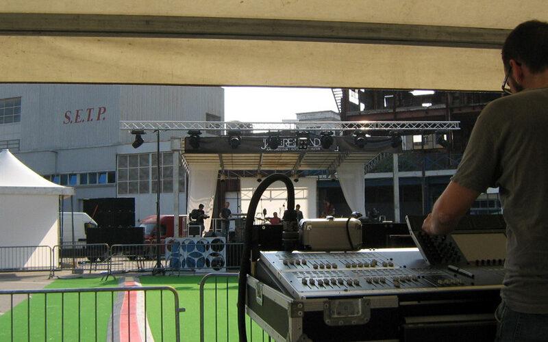 JAZZREFOUND avant-garde music festival