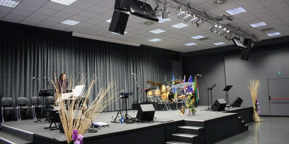 Gospel House LAN AUDIO SOUND